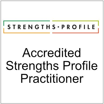 Strengths Profile Accredited practitioner
